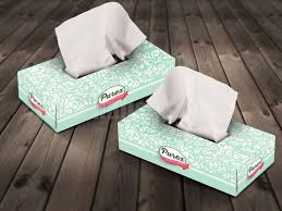 دستمال کاغذی نارسیس
