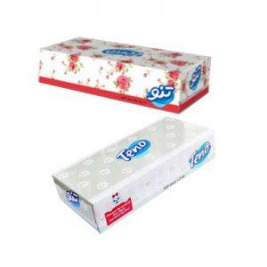 دستمال کاغذی تنو 300 برگ