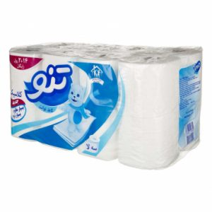 دستمال کاغذی رولی تنو